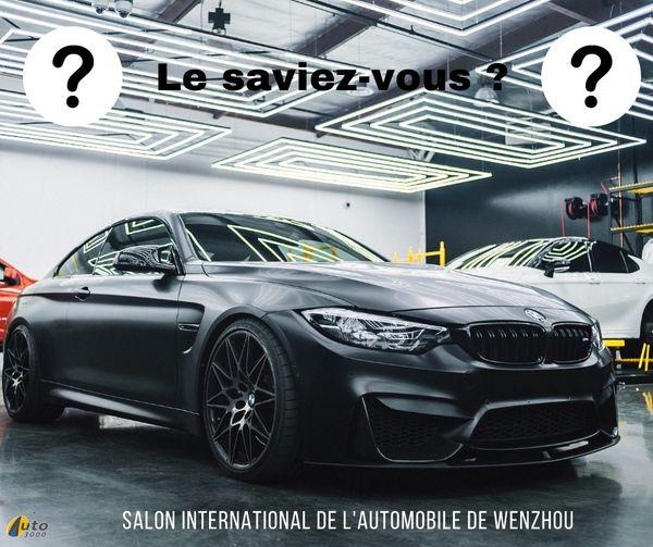 [Le saviez-vous?]  Place à la culture automobile !…