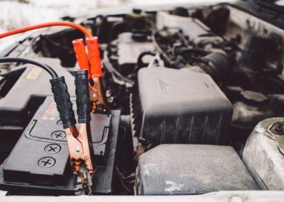 Entretien reparation voiture Brest Finistere Avranches Batterie - Entretien / Réparation