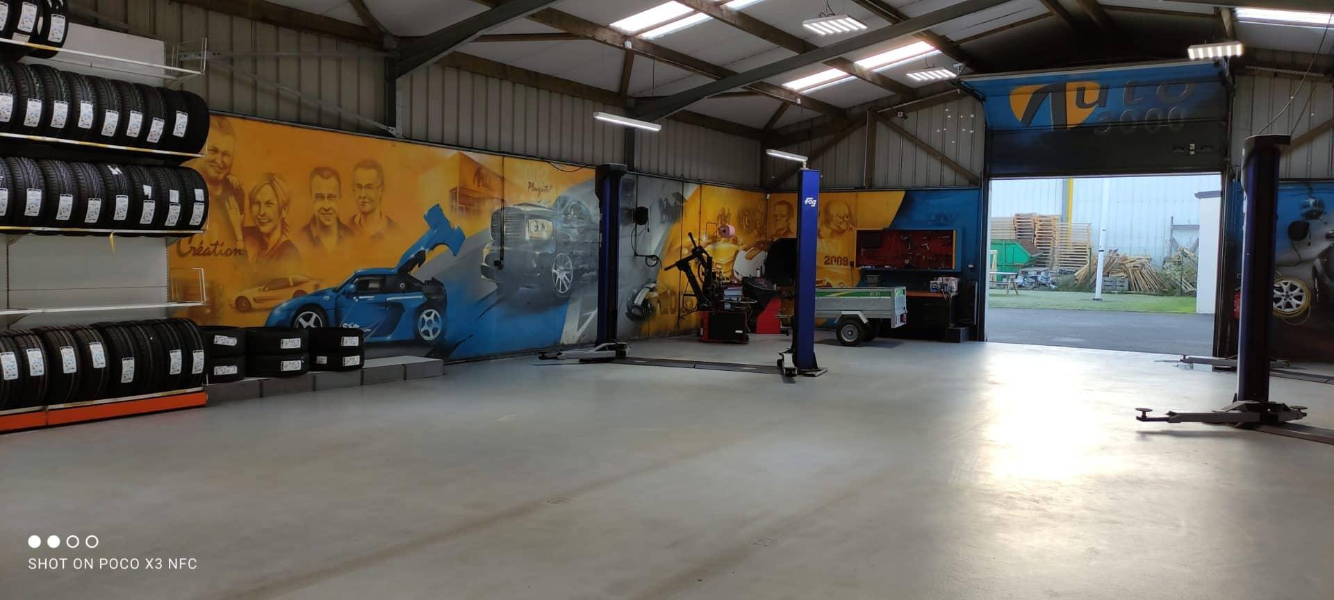 Garage garagiste distribution embrayage Brest Finistere 2 - Centre Auto Brest